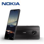 《諾基亞》Nokia 7.2 水滴型6.3吋螢幕三鏡頭智慧型手機(黑色)
