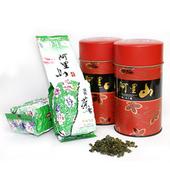《台灣茗茶》阿里山高山茶2罐組(附提袋)(1組)
