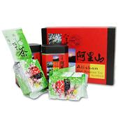 《台灣茗茶》阿里山高山茶2入禮盒(附提袋)(1組)