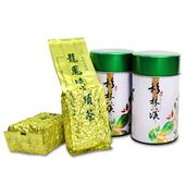 《台灣茗茶》龍鳳峽杉林溪高山茶2罐組(附提袋)(1組)
