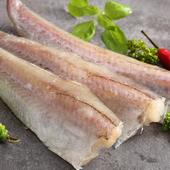 《上野物產》【上野物產】阿拉斯加狹鱈 (120g土10%/片)(10片)買就送:鮮脆刻花魷魚 (250g±10%) *1包