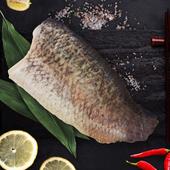 《上野物產》【上野物產】嚴選鮮嫩金目鱸魚片 (250g土10%/片)(6片)