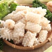 《上野物產》【上野物產】鮮脆刻花魷魚 (250g土10%/包)(8包)