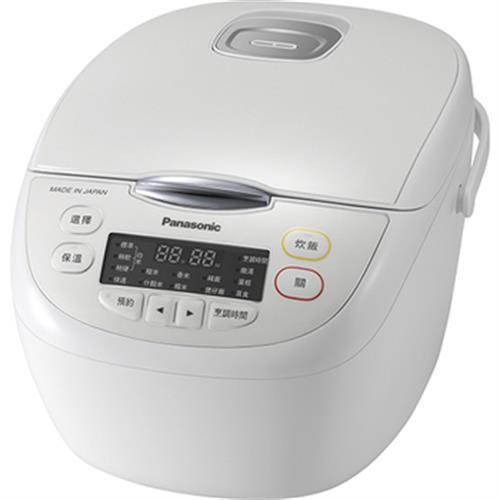 《Panasonic 國際牌》10人份 微電腦電子鍋 SR-JMN188