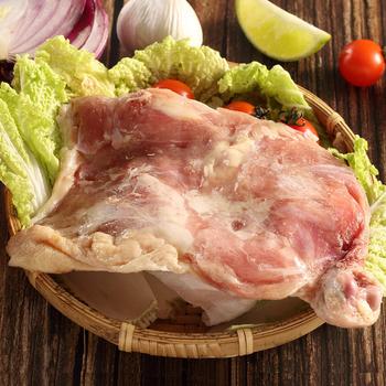 《上野物產》無骨嚴選厚切雞腿排 (190g土10%/片)(20片)-上野物產單筆滿$999送宜蘭薄鹽鯖魚(90g±10%)*2片