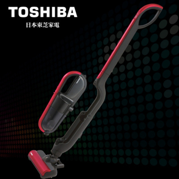 《TOSHIBA 東芝》直立式2合1無線吸塵器VC-WL100APT