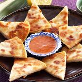 《上野物產》泰式月亮蝦餅 (240g土10%/片,附醬料包)(10片)