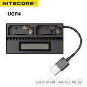 《NITECORE》UGP4 液晶顯示充電器
