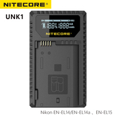 《NITECORE》UNK1 液晶顯示充電器