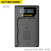 《NITECORE》UCN1 液晶顯示充電器