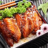 《上野物產》日式蒲燒鯛魚蜜汁腹排 (45g土10%/片,5片一包)(20片)