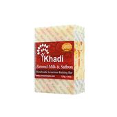 《Kailash Khadi》手工皂 - 杏仁牛奶藏紅花 125g