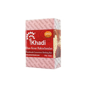 《Kailash Khadi》手工皂 - 香根草藏紅花紫檀 125g