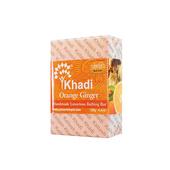 《Kailash Khadi》手工皂 - 柑橙生薑 125g