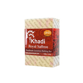 《Kailash Khadi》手工皂 - 皇家藏紅花 125g