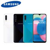 《Samsung》Galaxy A30s Infinity-V全螢幕6.4吋智慧型手機(黑色)