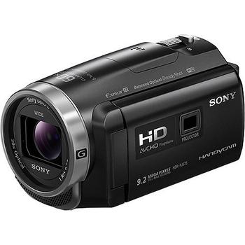 《SONY》HDR-PJ675 Full HD高畫質攝影機*(中文平輸)-送128G卡+副電*2+座充+單眼包+中腳+防潮箱+背帶+大清+(黑色)