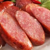 《上野物產》噴汁爆卵飛魚卵香腸(300g土10%/包)(3包)上野物產單筆滿$999送宜蘭薄鹽鯖魚(90g±10%)*2片