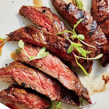 《上野物產》紐西蘭PS鮮切霜降雪花牛排 (100g土10%/片)(9片)-上野物產單筆滿$999送宜蘭薄鹽鯖魚(90g±10%)*2片