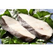 《上野物產》格陵蘭鮮嫩扁鱈小切片 (100g土10%/片)(20片)買就送:鮮脆刻花魷魚 (250g±10%) *1包