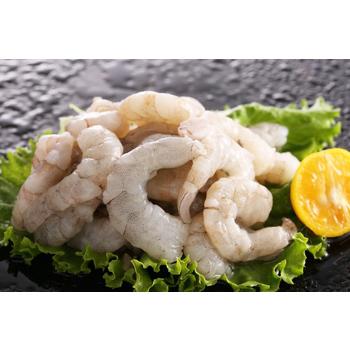 《上野物產》無澎發無毒鮮蝦仁 (100g土10%/包)(6包)-買就送:鮮脆刻花魷魚 (250g±10%) *1包