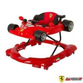 《Ferrari法拉利》全台獨家 F1 折疊學步車 螃蟹車 滑步車(滑步車)