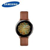 《Samsung》Galaxy Watch Active2 44mm不鏽鋼智慧型手錶(香檳金)