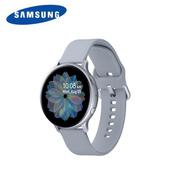 《Samsung》Galaxy Watch Active2 44mm 鋁製智慧型手錶(冰川銀)