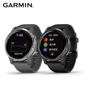 《Garmin》Vivoactive 4 運動GPS智慧腕錶(石墨黑)