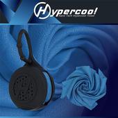 《Hypercool》奈米科技極度涼感巾【L】(神秘黑藍)