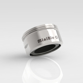《MinBle》MinBle Q 微氣泡起波器(M22內牙版)