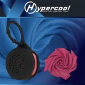 《Hypercool》奈米科技極度涼感巾【S】(神秘黑粉)
