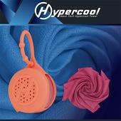 《Hypercool》奈米科技極度涼感巾【S】(螢光橘)