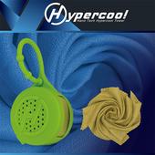《Hypercool》奈米科技極度涼感巾【S】(螢光綠)