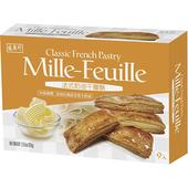 《盛香珍》法式奶油千層酥-9入(100g/盒)