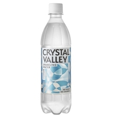 《Crystal Valley》礦沛氣泡水(585ml/瓶)