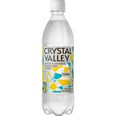 《Crystal Valley》礦沛氣泡水(檸檬風味-585ml/瓶)