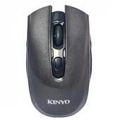 《KINYO》無線束縛-藍牙3.0無線滑鼠 GBM-1800(灰)