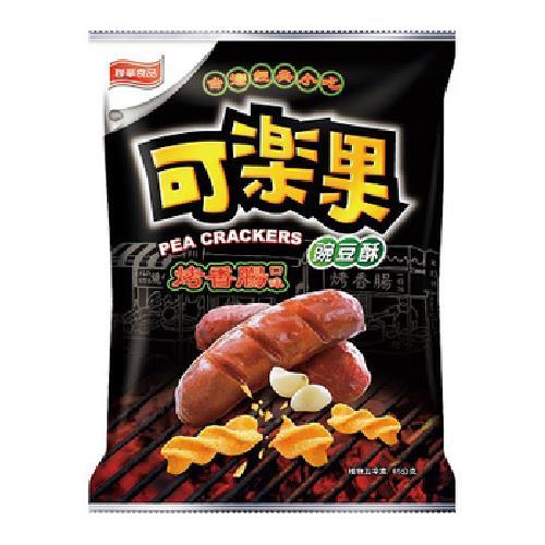 《聯華》可樂果-220G(烤香腸口味)