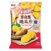 《卡迪那》全天然地瓜片原味(90g)