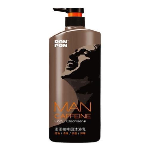 《澎澎MAN》咖啡因沐浴乳(1200g)
