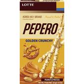《LOTTE》PEPERO-鹹甜爽脆花生棒32G
