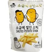 《金大師》薯條-18克*4包/袋(經典鹽味)