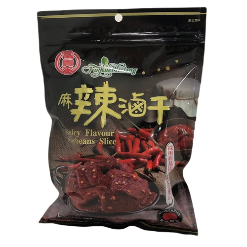 《富貴香》麻辣滷干(純素)(300g/包)