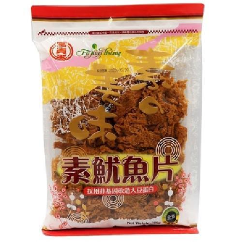 《富貴香》素魷魚片(純素)(300g/包)