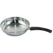 蜂巢式三層底複合金平煎鍋
