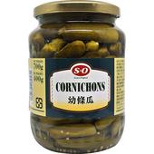 《so》幼條瓜(720g/罐)