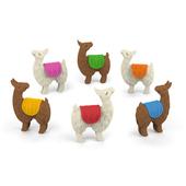 《美國 Fred》Tiny Prancers 草泥馬造型酒杯辨識裝飾品