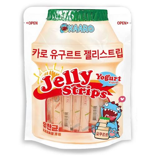 《KAARO》乳酸風味果凍條(600g/包)