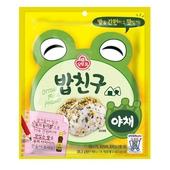 《韓國不倒翁》海苔香鬆-36.3g/包(蔬菜風味-即期2020.07.02)